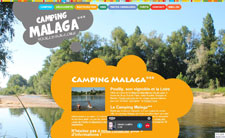 Camping Malaga a Pouilly-sur-Loire