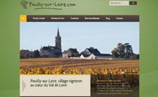 Pouilly-sur-Loire website